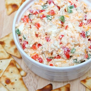 Jalapeno  Pimento Cheese Spread