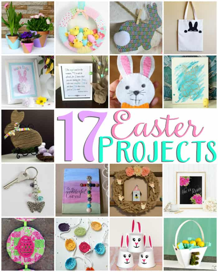 Easter Group Post Collage 700px Wide