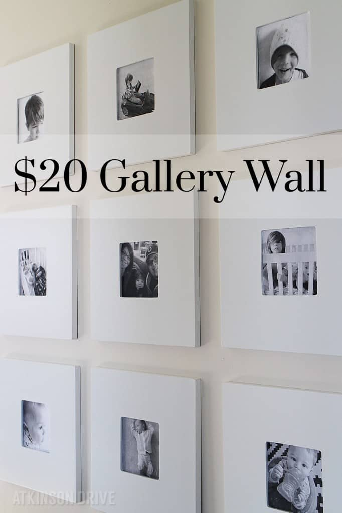 Elegant GalleryWallPin x