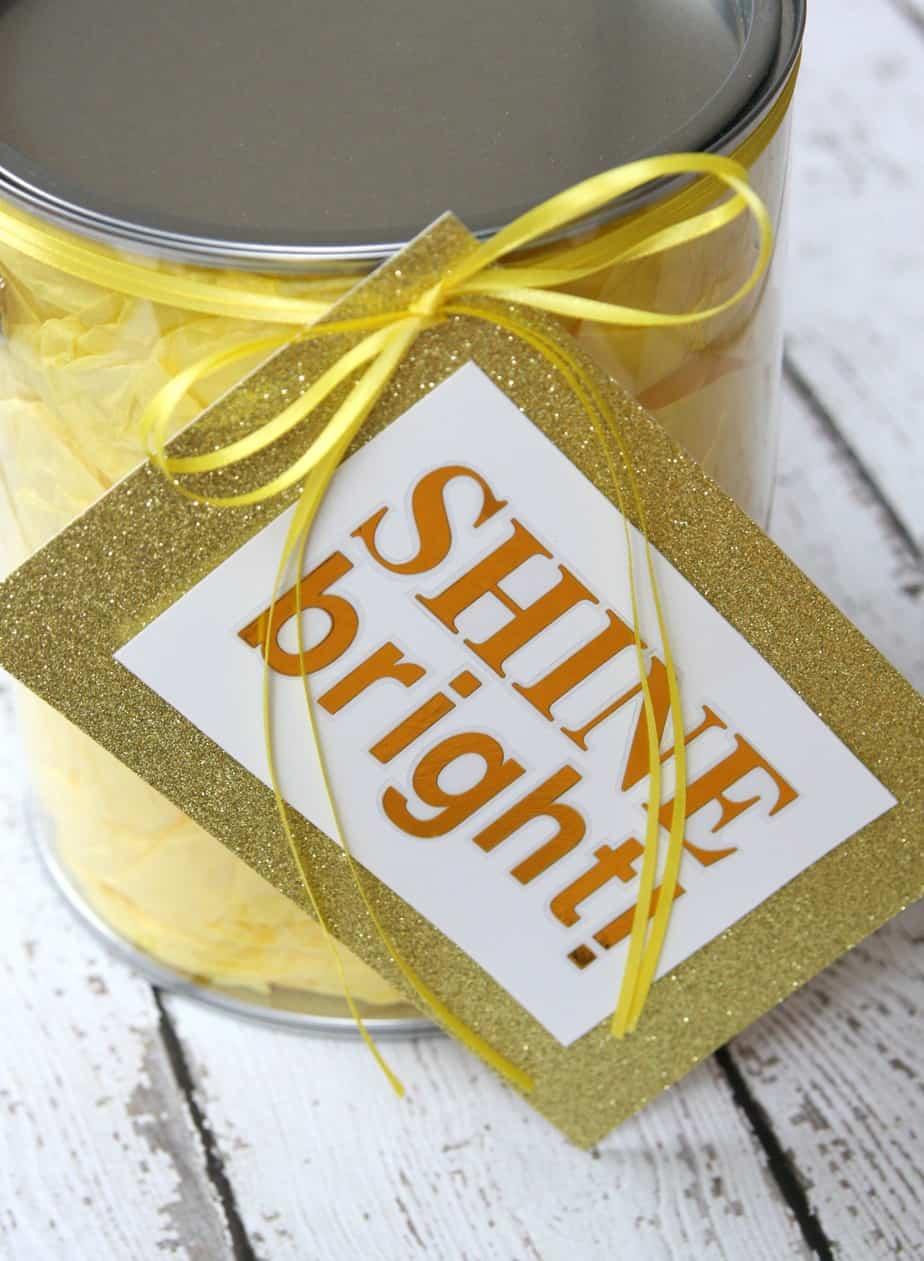 Shine Bright Gift Idea