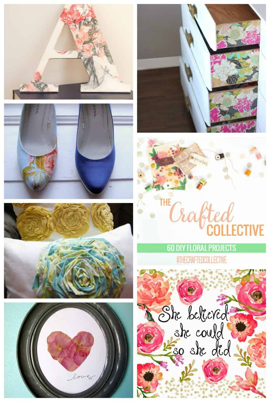 The Crafted Collective Floral Projects