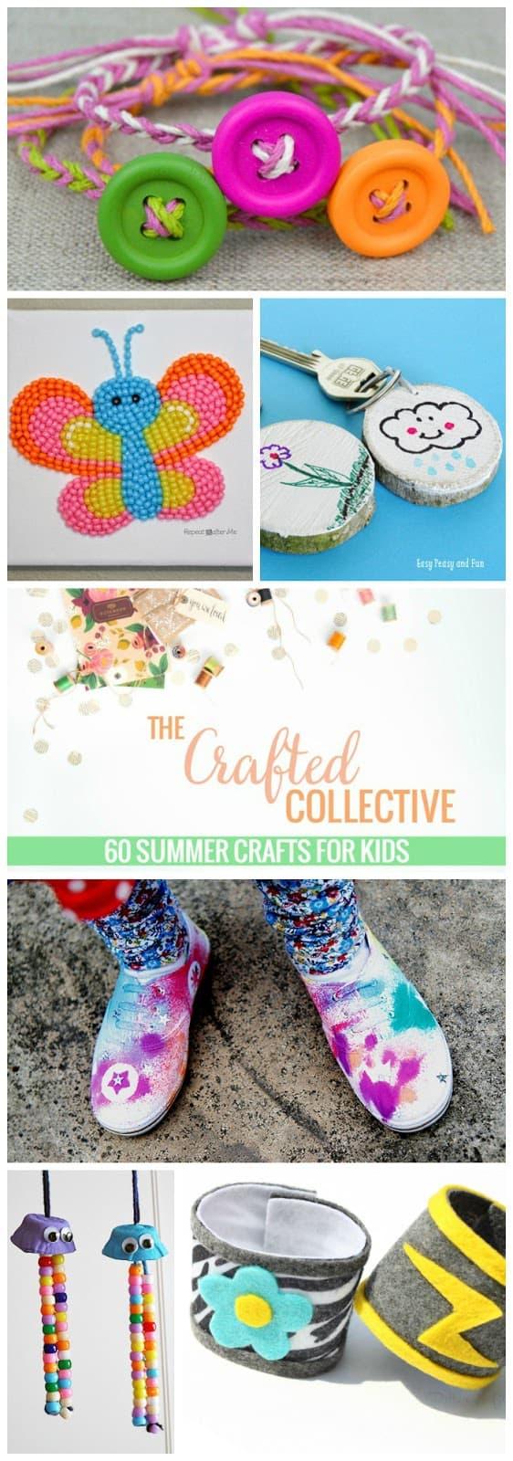 Summer+Crafts+Collage