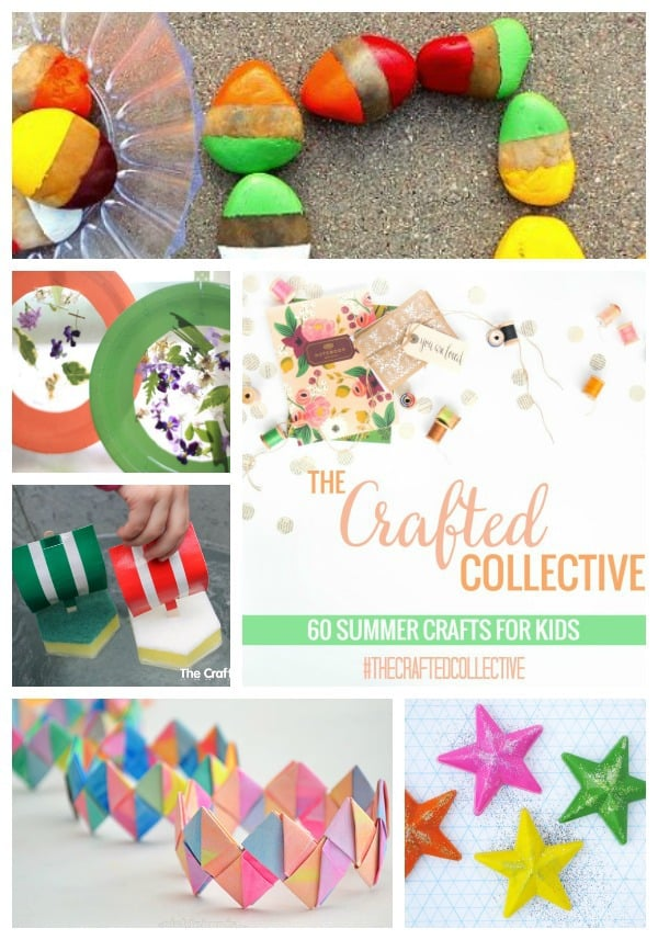 The-Crafted-Collective-60-Summer-Crafts-for-Kids-at-thebensonstreet.com_