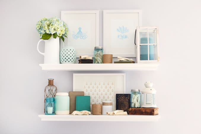 summer home decor ideas the crafted collective
