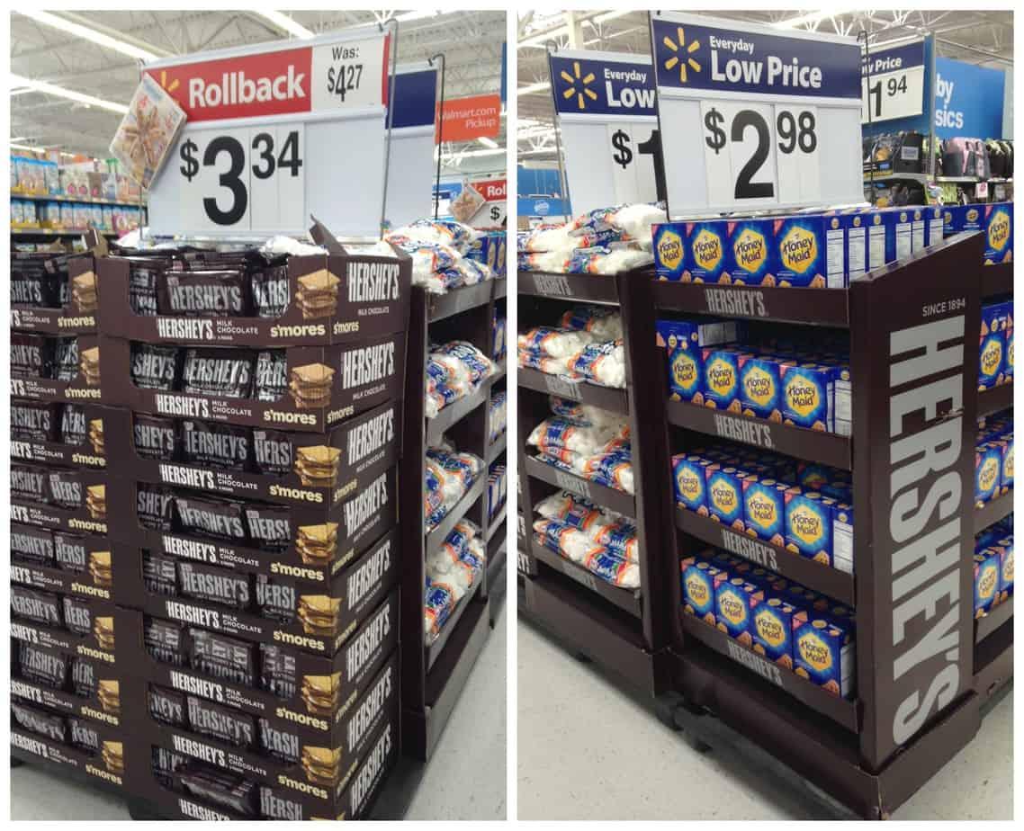 S'mores Essentials at Walmart