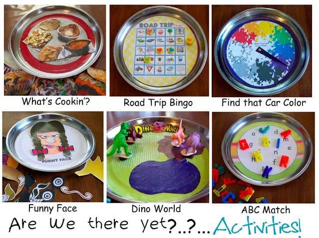 magnet travel games
