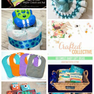 60 Baby Gifts {The Crafted Collective}