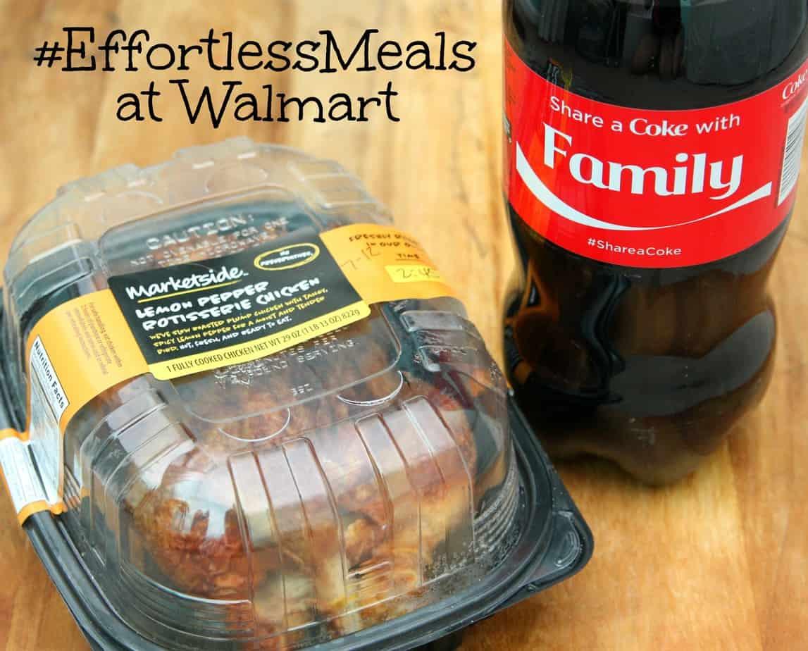 #Effortless Meals at Walmart