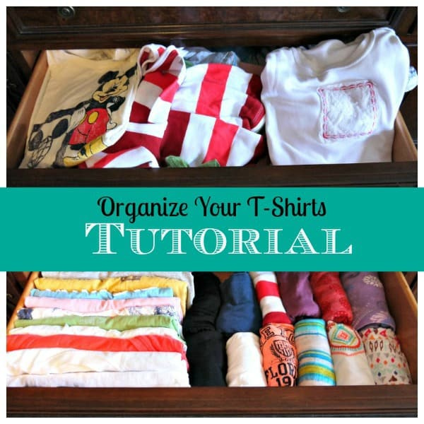 T-Shirt-Folding-Tutorial