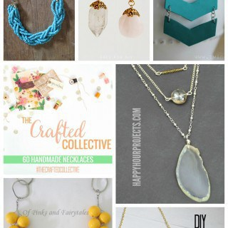 60 Homemade Necklaces {The Crafted Collective}