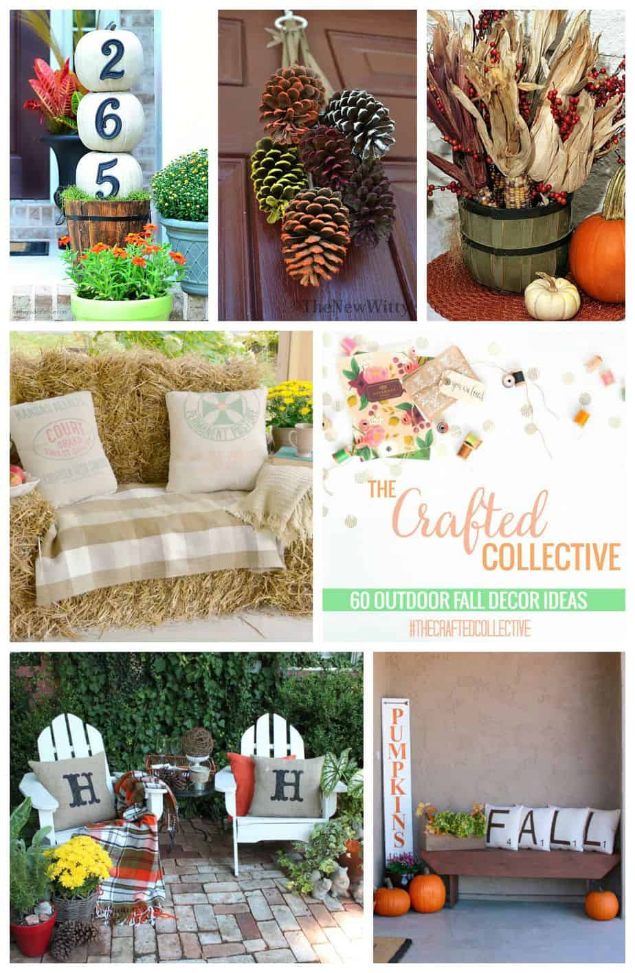 60 Fall Outdoor Decor Projects