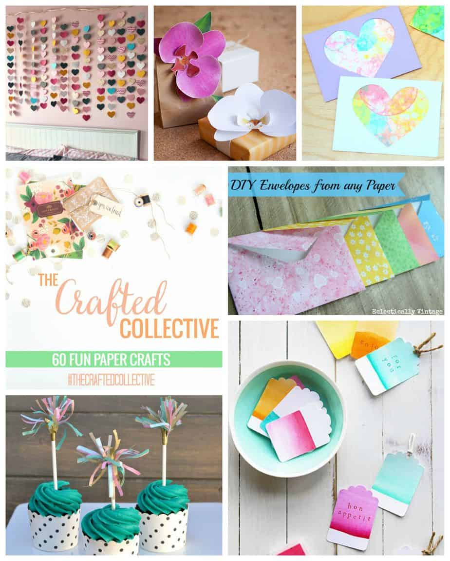 60 Paper Craft Projects
