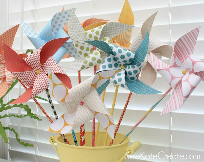 How-to-make-paper-pinwheels-in-minutes