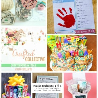 60 DIY Birthday Ideas