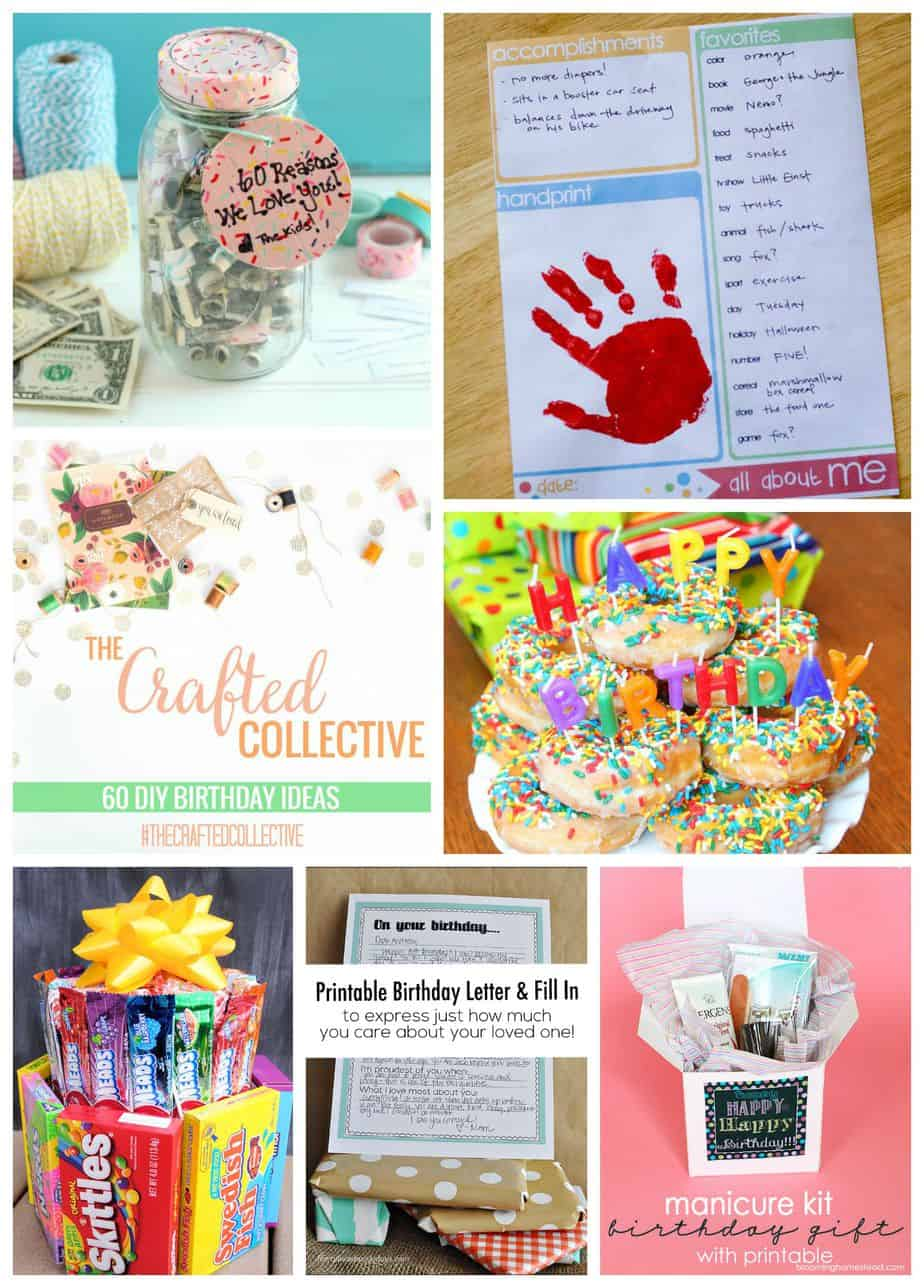 DIY Birthday Ideas