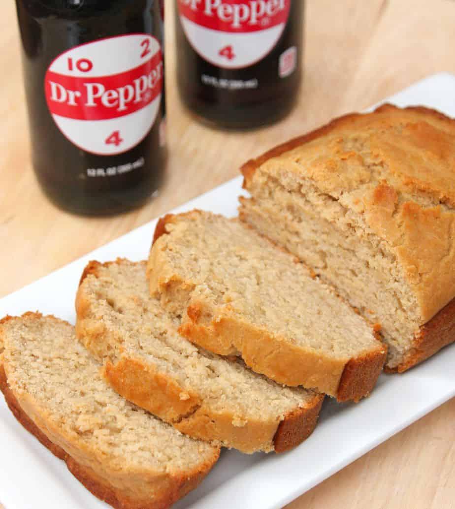 Dr Pepper Beer Bread