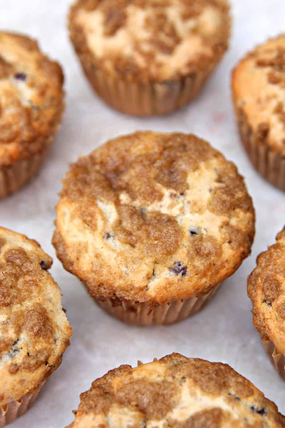 Blueberry Cheesecake Muffins 2