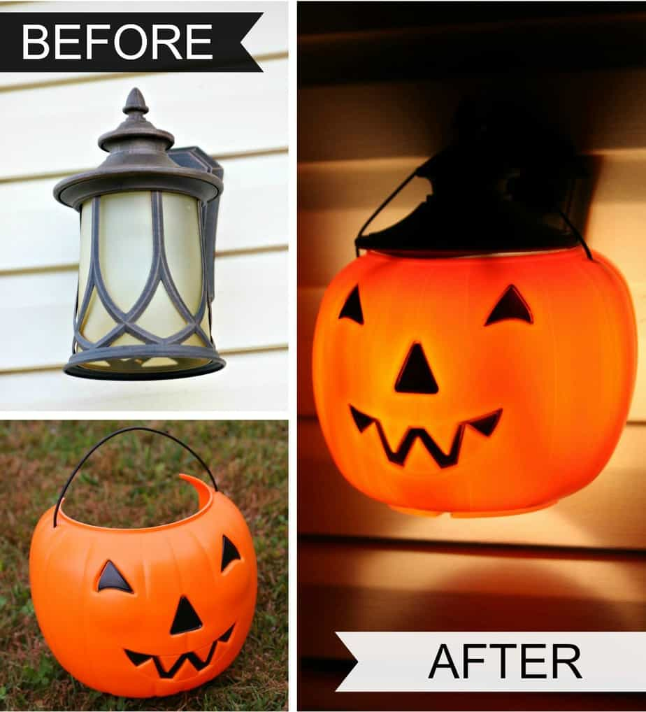 Outdoor Halloween Light