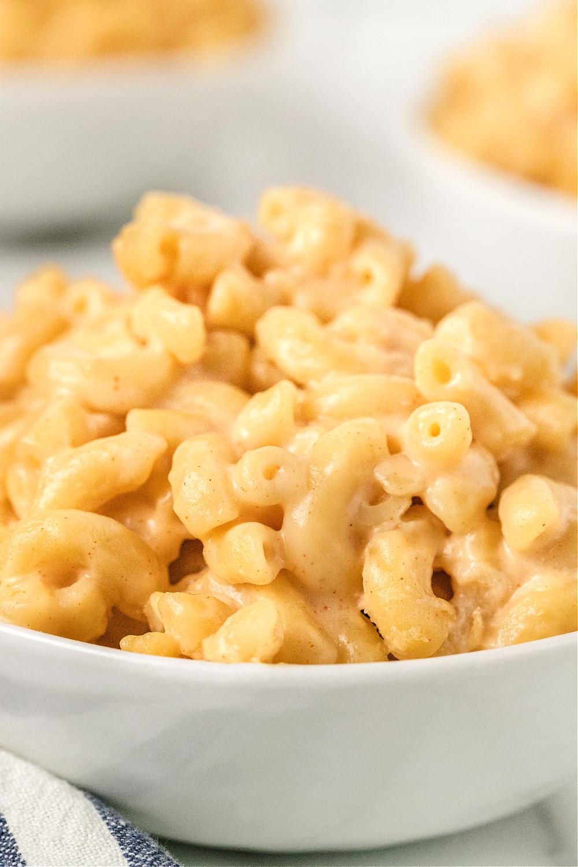 Stovetop Macaroni & Cheese Recipe
