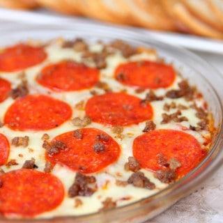 Meatlovers Pizza Dip