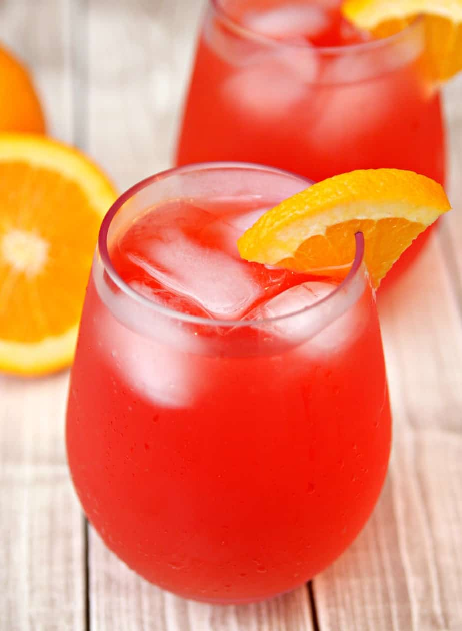 quick and easy hurricane punch cocktail recipe everyone
