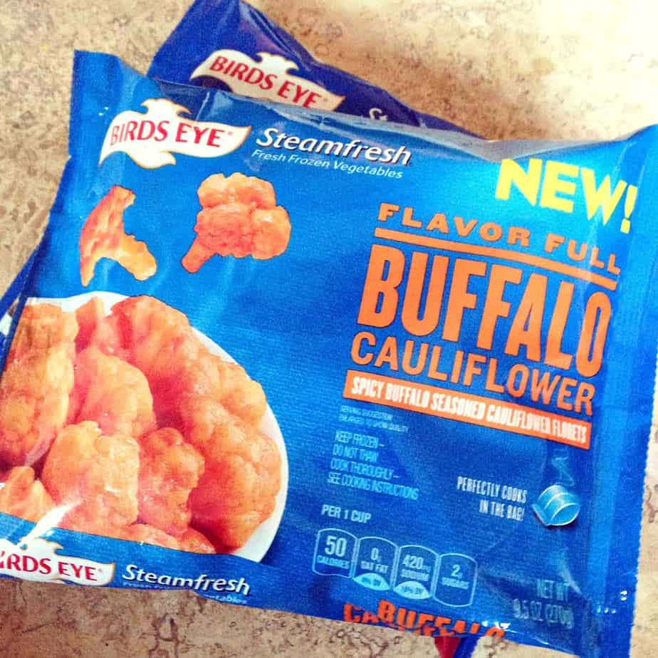 Birdseye Buffalo Cauliflower