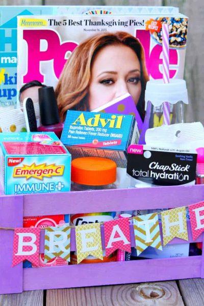 New Mom's Survival Kit