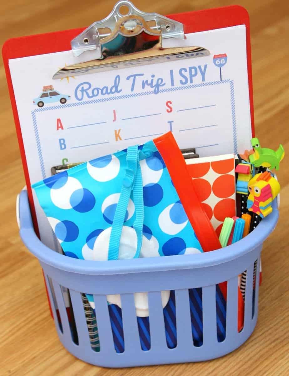 Road Trip Kit for Kids