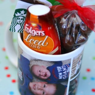 Coffee Mug Gift {Give the Gift of Photos This Year}