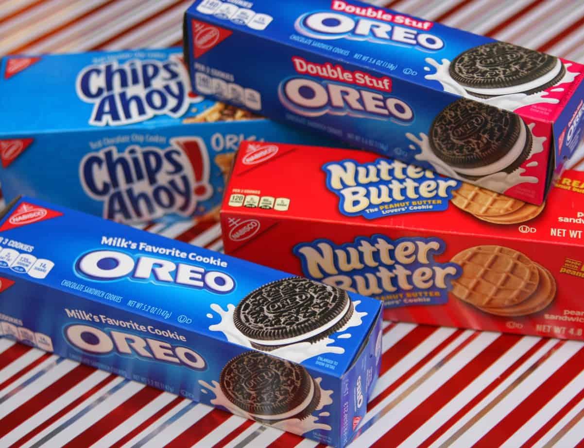Cookie Snack Packs