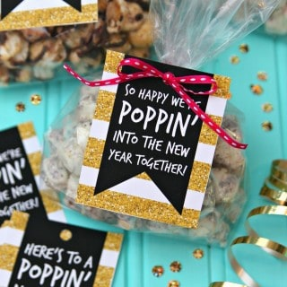 New Years Party Favors