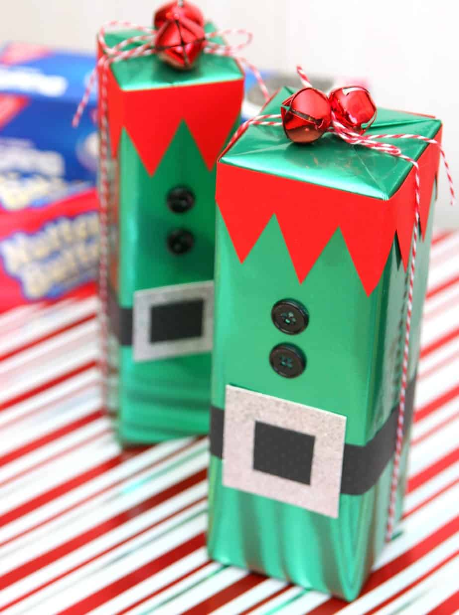 You've Been Elfed Gift Box