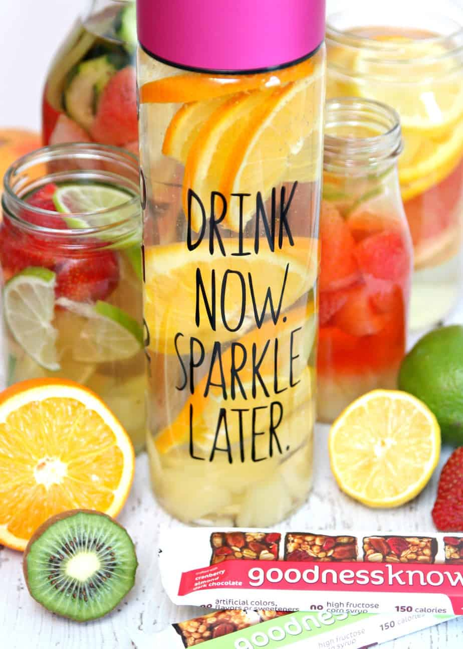 Drink Now Sparkle Later