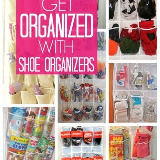 Get Organized with Over-the-Door Shoe Organizers