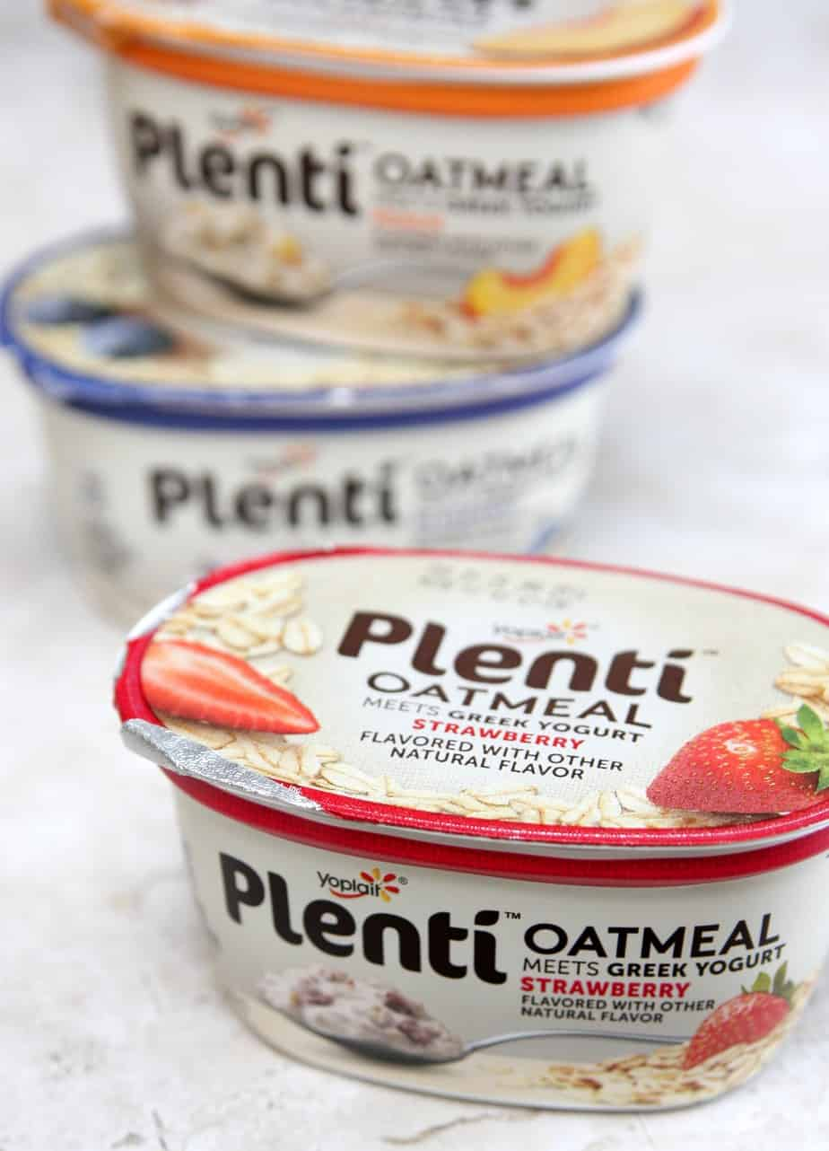Plenti Oatmeal