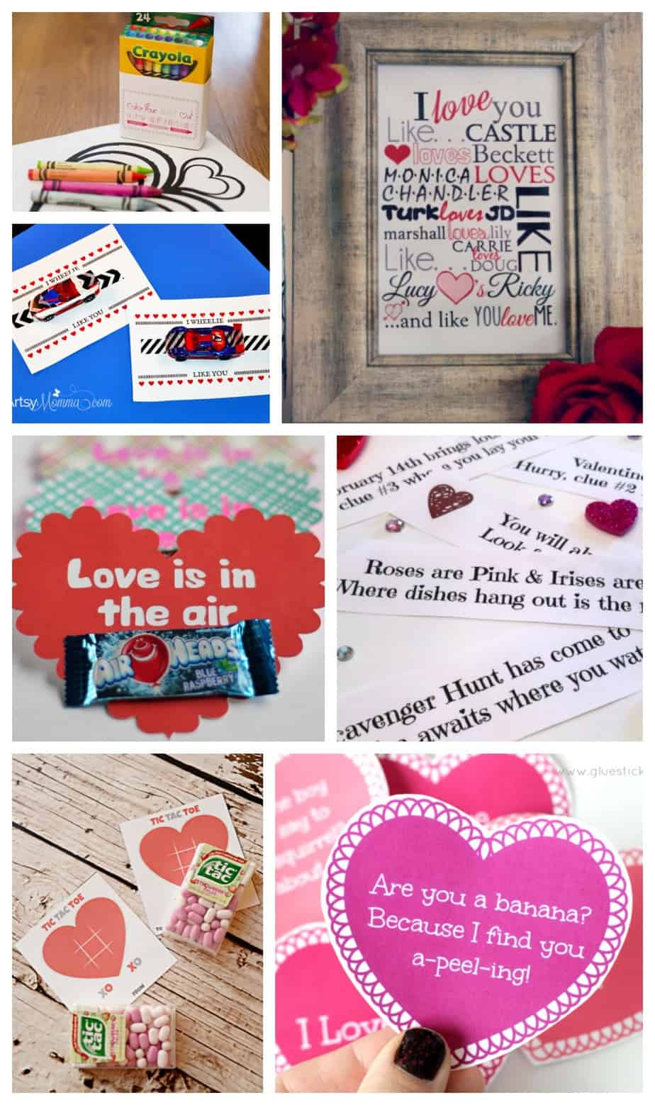 The Ultimate Valentine's Day Round Up