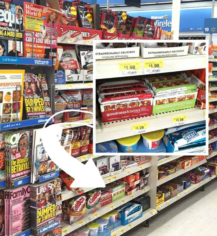 goodnessknows #Walmart