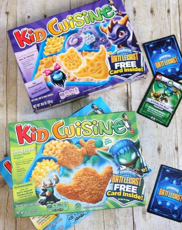 Skylanders Kid Cuisines