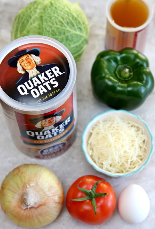 Quaker Oatmeal Ingredients