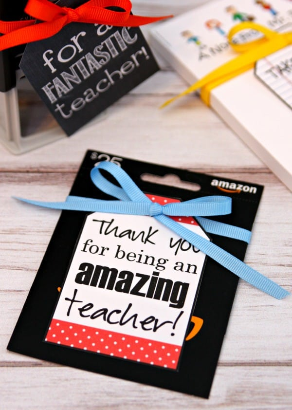 Amazon Teacher Gift