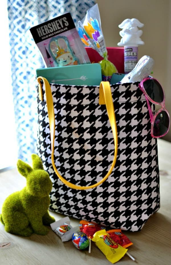 Creative easter basket ideas no basket needed happy go lucky easter basket ideas for girls negle Choice Image