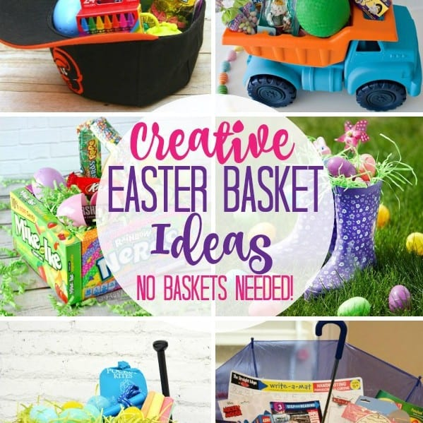 Creative easter basket ideas no basket needed happy go lucky negle Gallery