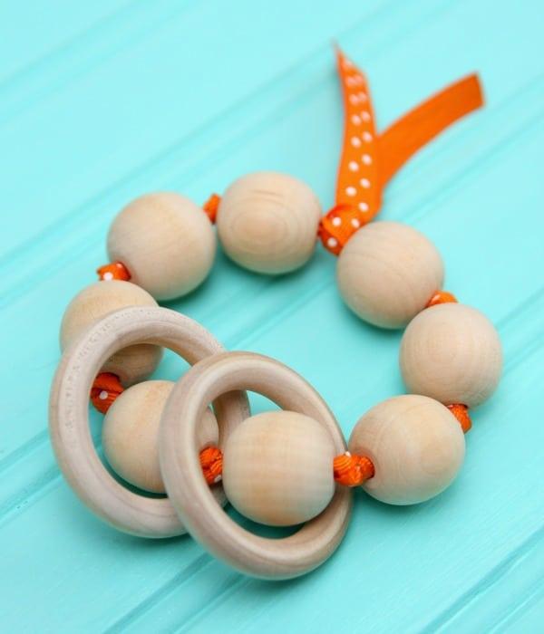 Handmade Teething Toy