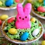 Mini Easter Pudding Pies