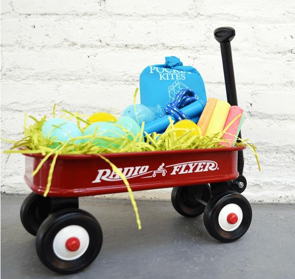 Wagon Easter Basket