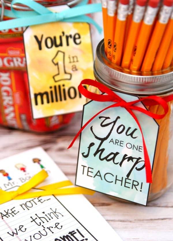 You are one sharp teacher