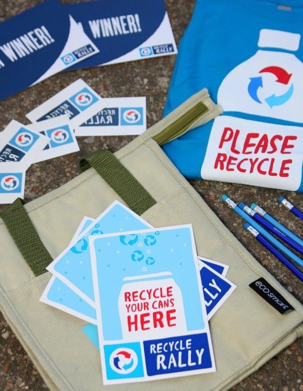 PepsiCo Recycle Rally