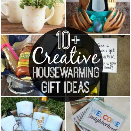 creative housewarming gift ideas