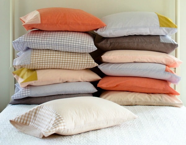pack pillowcase for dirty clothes