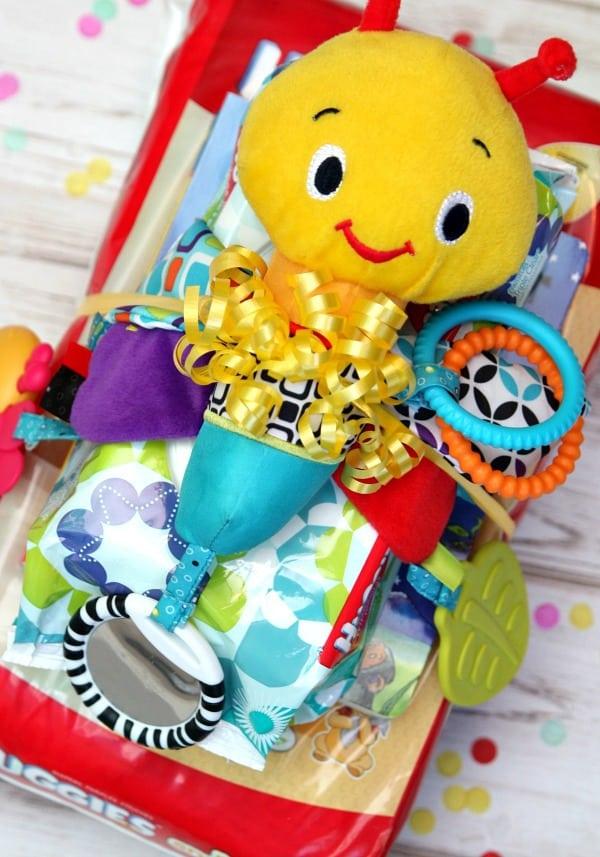 Baby Shower Gift Huggies Little Snugglers